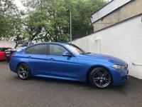 USED 2012 62 BMW 3 SERIES 2.0 318D M SPORT 4d AUTO 141 BHP