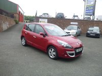 USED 2010 RENAULT SCENIC 1.6 DYNAMIQUE TOMTOM VVT 5d 109 BHP