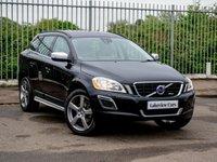 2010 VOLVO XC60 2.4 D5 R-DESIGN SE PREMIUM AWD 5d AUTO 205 BHP £10945.00