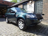2013 LAND ROVER FREELANDER 2.2 TD4 GS 5d 150 BHP £10995.00