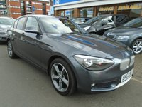 USED 2013 63 BMW 1 SERIES 1.6 114D URBAN 5d 94 BHP GREAT FINANCE DEALS AVAILABLE