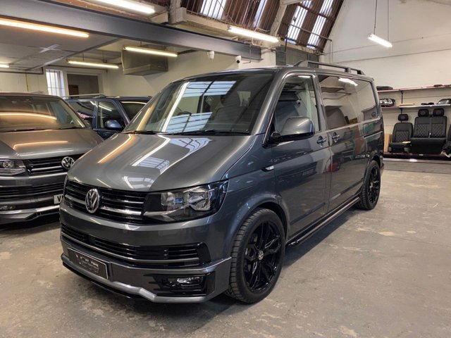 View our VOLKSWAGEN TRANSPORTER