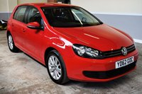 USED 2012 62 VOLKSWAGEN GOLF 1.6 MATCH TDI 5d 103 BHP 2012 VW Golf 1.6TDI Match with 86k miles and great service history, incl belt & water pump! PX welcome & finance available.