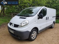 2014 RENAULT TRAFIC 2.0 SL27 SPORT DCI 5d 115 BHP AIR CON FULL SERVICE HISTORY £6750.00