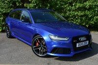 USED 2015 15 AUDI RS6 AVANT 4.0 RS6 AVANT TFSI V8 QUATTRO 5d AUTO 553 BHP