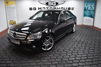 USED 2009 59 MERCEDES-BENZ C CLASS 1.8 C200 Kompressor Sport 4dr 1 OWNER, FSH, LOW MILES