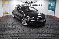 USED 2011 11 VOLKSWAGEN SCIROCCO 2.0 TSI GT DSG 3dr TWO TONE LTHR,HEATED SEATS,FSH