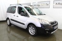USED 2017 67 PEUGEOT PARTNER 1.6 BlueHDi Outdoor (s/s) 5dr GREAT VALUE! DAB! FSH! EURO 6!