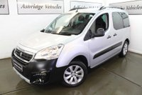 USED 2017 67 PEUGEOT PARTNER 1.6 BlueHDi Outdoor (s/s) 5dr CLEAN THROUGHOUT! DAB! FSH!
