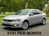 2013 VOLKSWAGEN PASSAT 1.6 HIGHLINE TDI BLUEMOTION TECHNOLOGY 4d 104 BHP £8280.00
