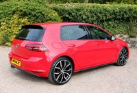 USED 2014 14 VOLKSWAGEN GOLF 2.0 GTD 5d 181 BHP