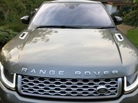 USED 2017 17 LAND ROVER RANGE ROVER EVOQUE 2.0 TD4 AUTOBIOGRAPHY 5d AUTO 177 BHP