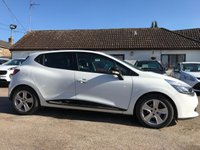 USED 2015 15 RENAULT CLIO 1.5 DCI DYNAMIQUE NAV ECO 5d WITH SERVICE HISTORY AND FREE TAX NO DEPOSIT  FINANCE ARRANGED, APPLY HERE NOW