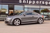 USED 2011 11 AUDI TT 2.0 TDI QUATTRO S LINE 2d 170 BHP 1 owner Audi TT in fantastic condition and having had 6 services comes complete with book pack and spare key, Full Black Leather Seat Upgrade, Heated Seats