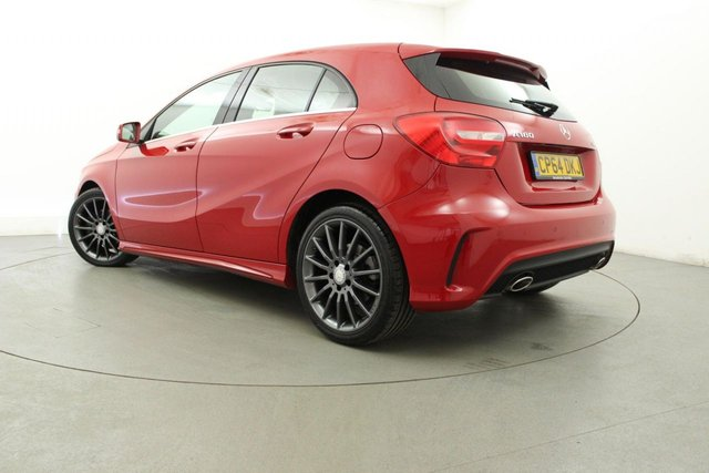 MERCEDES-BENZ A CLASS at Georgesons