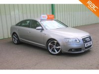 USED 2006 AUDI A6 2.0 T FSI S LINE 4d 168 BHP FINANCE AVAILABLE