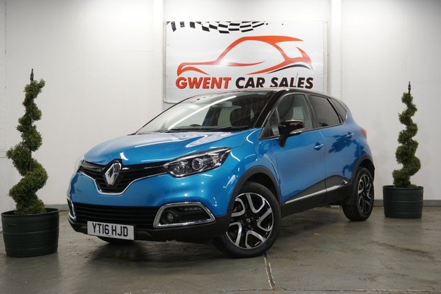 USED 2016 16 RENAULT CAPTUR 1.5 DYNAMIQUE S NAV DCI 5d 90 BHP *GREAT EXAMPLE, ONLY 8K MILES, ONE OWNER*