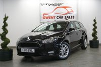USED 2015 15 FORD FOCUS 1.6 ZETEC 5d AUTO 124 BHP ONLY 20K, GOOD SPEC, DRIVES SUPERB