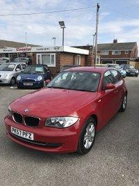 USED 2007 BMW 1 SERIES 1.6 116I SE 5d 114 BHP