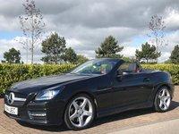 2014 MERCEDES-BENZ SLK 2.1 SLK250 CDI BLUEEFFICIENCY AMG SPORT 2d AUTO 204 BHP £13795.00