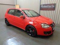 2007 VOLKSWAGEN GOLF 2.0 GTI 5d 197 BHP £3495.00
