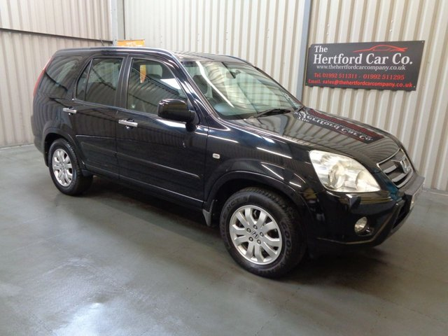 2005 54 HONDA CR-V 2.2 I-CTDI EXECUTIVE 5d 138 BHP