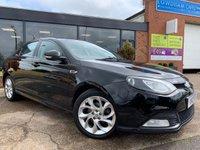 2012 MG 6 1.8 SE MAGNETTE 4d 160 BHP £4495.00