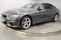 USED 2016 16 BMW 4 SERIES 2.0 420D XDRIVE M SPORT GRAN COUPE 4d 188 BHP