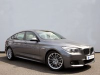USED 2012 12 BMW 5 SERIES 3.0 530D M SPORT GRAN TURISMO 5d AUTO 242 BHP PROFESSIONAL NAVIGATION with XENON HEADLIGHTS & SUNROOF......