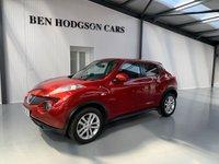 2012 NISSAN JUKE 1.6 TEKNA 5d AUTO 117 BHP £8995.00