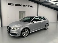 USED 2015 15 AUDI A3 2.0 TDI QUATTRO S LINE 3d AUTO 182 BHP 1 Previous owner! Only 28k Miles!