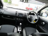 USED 2013 NISSAN NOTE 1.6 N-TEC PLUS 5d AUTO 110 BHP