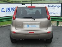 USED 2013 NISSAN NOTE 1.6 N-TEC PLUS 5d AUTO 110 BHP