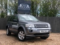 2011 LAND ROVER FREELANDER 2 2.2 TD4 GS 5dr £8399.00