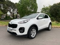 USED 2016 16 KIA SPORTAGE 2.0 CRDI KX-2 5d AUTO 134 BHP 1 OWNER NEW SHAPE AUTOMATIC KIA WARRANTY