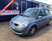 USED 2006 56 RENAULT SCENIC 1.5 DYNAMIQUE DCI 5d 106 BHP NO DEPOSIT AVAILABLE, DRIVE AWAY TODAY!!