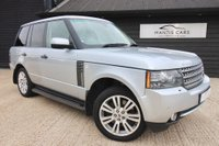 USED 2011 11 LAND ROVER RANGE ROVER 4.4 TDV8 VOGUE 5d AUTO 313 BHP DUAL VIEW SCREEN - UK DELIVERY