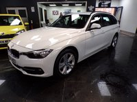 USED 2015 65 BMW 3 SERIES 1.5 318I SPORT TOURING 5d AUTO 135 BHP