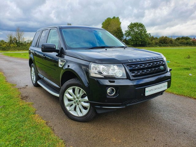 2013 62 LAND ROVER FREELANDER 2 2.2 SD4 HSE 5d AUTO 190 BHP (FREE 2 YEAR WARRANTY)