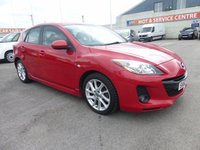 USED 2012 62 MAZDA 3 1.6 TAMURA D 5d 113 BHP GOT A POOR CREDIT HISTORY * DON'T WORRY * WE CAN HELP * APPLY NOW *