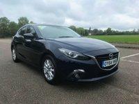 2014 MAZDA 3 2.0 SE-L 5d 118 BHP £8995.00
