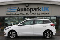 USED 2015 15 HYUNDAI I20 1.2 GDI SE 5d 83 BHP LOW DEPOSIT OR NO DEPOSIT FINANCE AVAILABLE