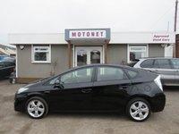 2010 TOYOTA PRIUS 1.8 T SPIRIT VVT-I 5DR AUTOMATIC  99 BHP  +++£0 ROAD TAX+++ £7900.00