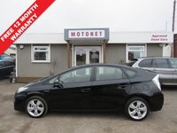 USED 2010 10 TOYOTA PRIUS 1.8 T SPIRIT VVT-I 5DR AUTOMATIC  99 BHP  +++£0 ROAD TAX+++