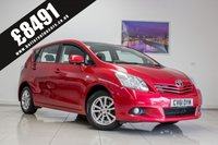USED 2011 61 TOYOTA VERSO 1.8 TR VALVEMATIC 5d AUTO 147 BHP MAY 2020 MOT & Just Been Serviced