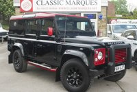 2014 LAND ROVER DEFENDER 110 2.2 TD XS UTILITY WAGON 1d 122 BHP £32500.00