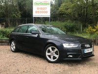 USED 2014 64 AUDI A4 AVANT 2.0 TDI ULTRA SE TECHNIK 5dr 1 Owner, Sat Nav, £30 Tax!