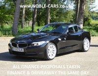 2013 BMW Z4 2.0 Z4 SDRIVE20I ROADSTER 2d 181 BHP £SOLD