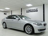 USED 2013 13 BMW 5 SERIES 2.0 520D SE 4d AUTO 181 BHP