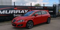 2012 SEAT LEON 1.6 CR TDI ECOMOTIVE S AC 5DOOR 103 BHP £5350.00